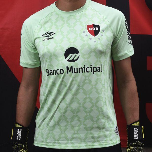 Camiseta Umbro de Newell's 2020 (Arquero) | Imagen Web Oficial