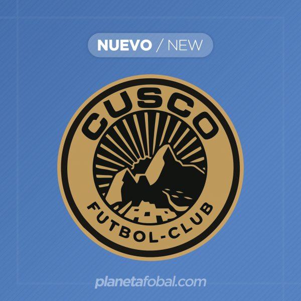 Nuevo escudo del Cusco Fútbol Club | Imagen Web Oficial