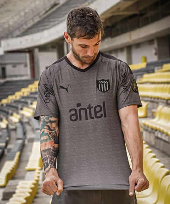 Tercera camiseta Puma de Peñarol 2020 | Imagen Facebook Oficial