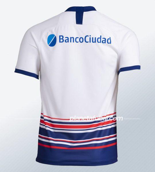 Camiseta visitante Nike de San Lorenzo 2020 | Imagen Web Oficial