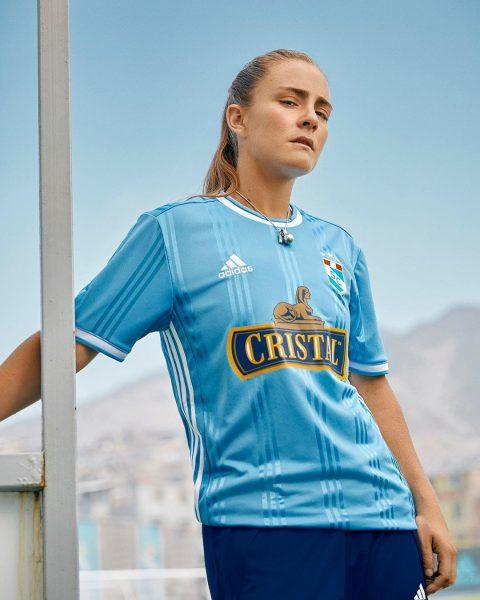 Camiseta local del Sporting Cristal 2020 | Imagen Instagram