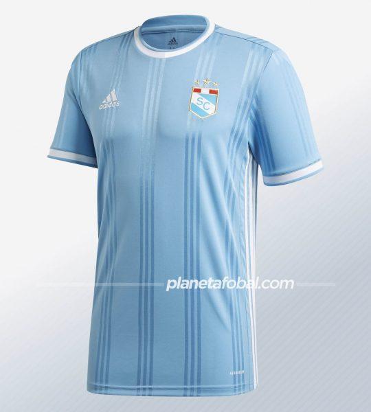 Camiseta local del Sporting Cristal 2020 | Imagen Adidas