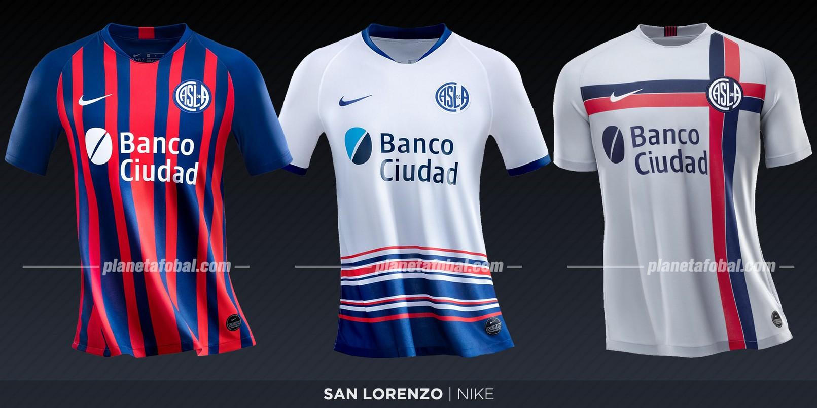 San Lorenzo (Nike) | Camisetas de la Superliga 2019/20