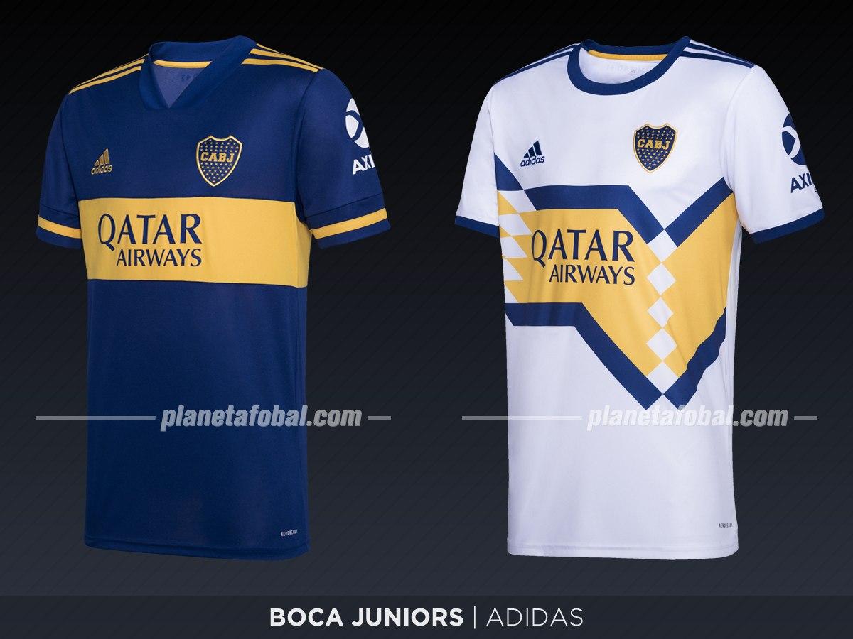 Boca (Adidas) | Camisetas de la Superliga 2019/2020