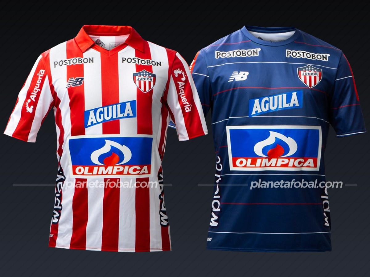 Junior (New Balance) | Camisetas de la Copa Libertadores 2020