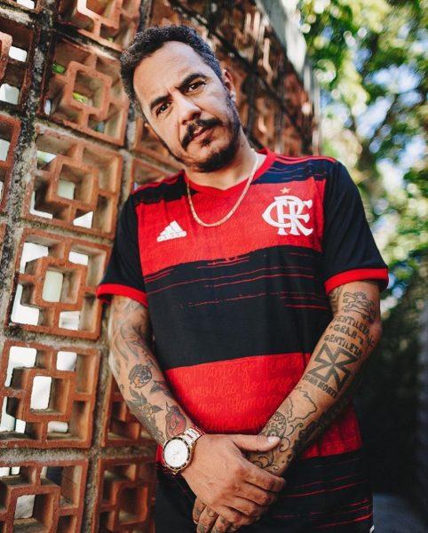 Camiseta Adidas del Flamengo 2020 | Imagen Twitter Oficial
