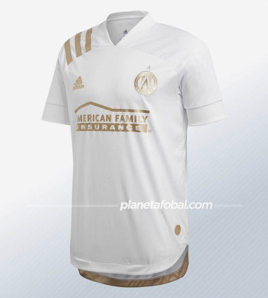 Camiseta suplente del Atlanta United 2020/21 | Imagen Adidas