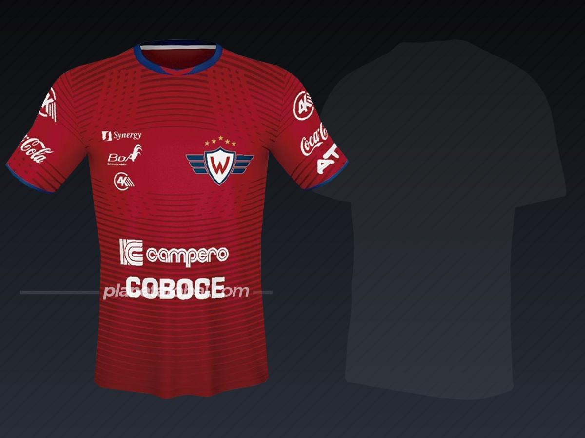Jorge Wilstermann (4KM) | Camisetas de la Copa Libertadores 2020