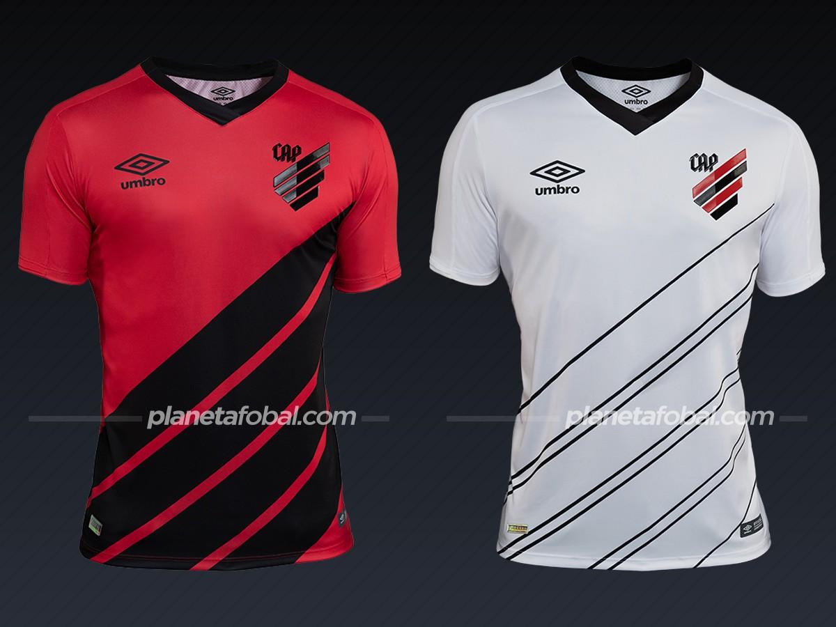 Athletico Paranaense (Umbro) | Camisetas de la Copa Libertadores 2020