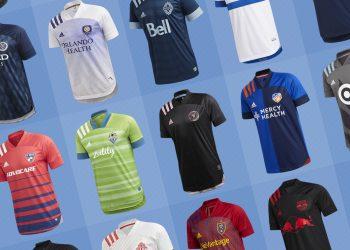 Camisetas de la MLS 2020 | @planetafobal