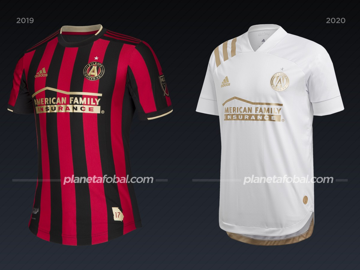 Atlanta United | Camisetas de la MLS 2020