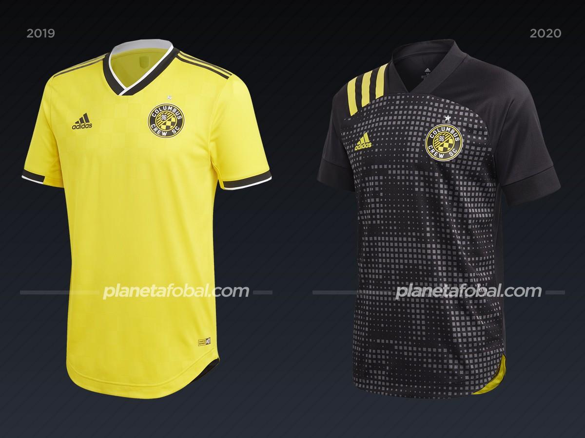 Columbus Crew | Camisetas de la MLS 2020