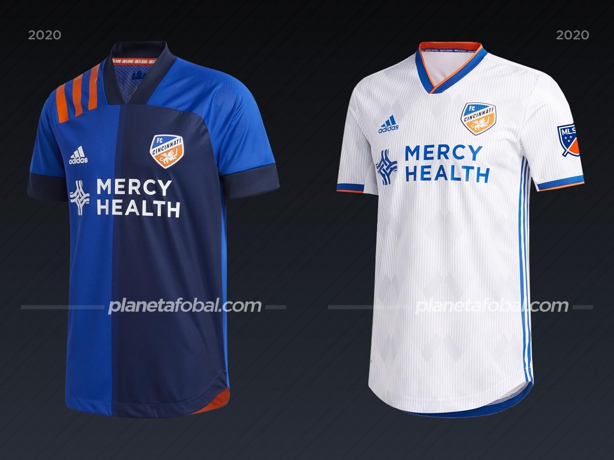 FC Cincinnati | Camisetas de la MLS 2020