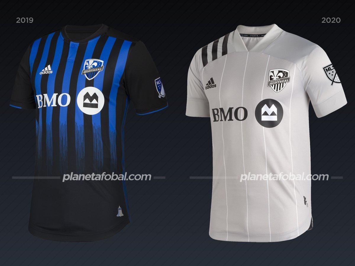 Montréal Impact | Camisetas de la MLS 2020