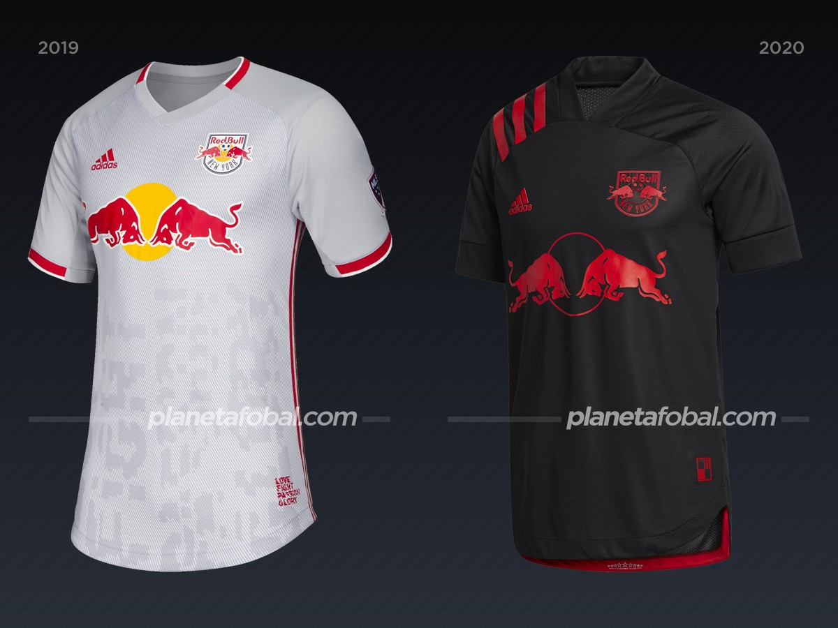 New York Red Bulls | Camisetas de la MLS 2020
