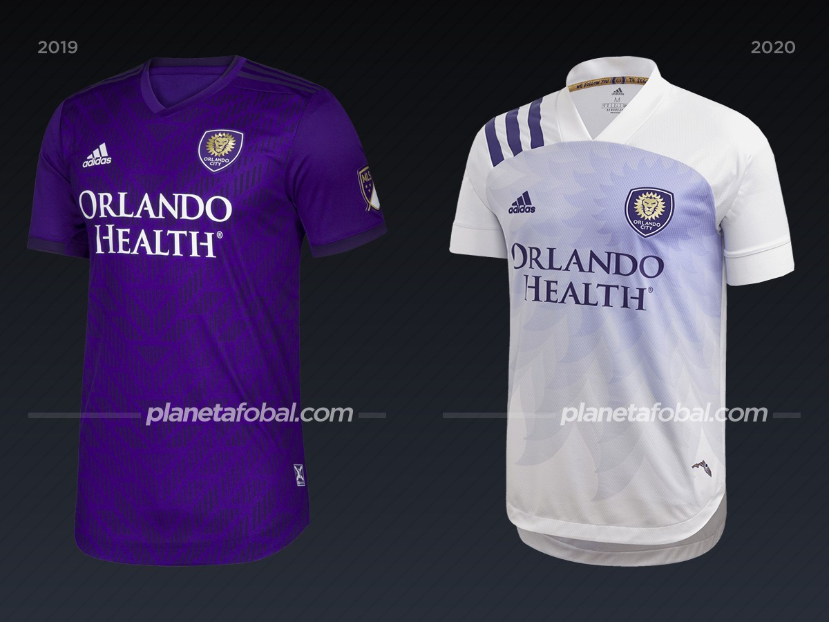 Orlando City SC | Camisetas de la MLS 2020
