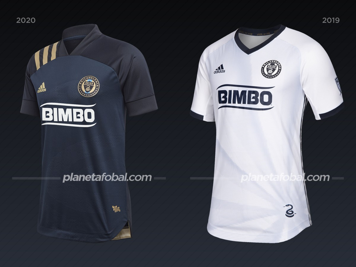 Philadelphia Union | Camisetas de la MLS 2020