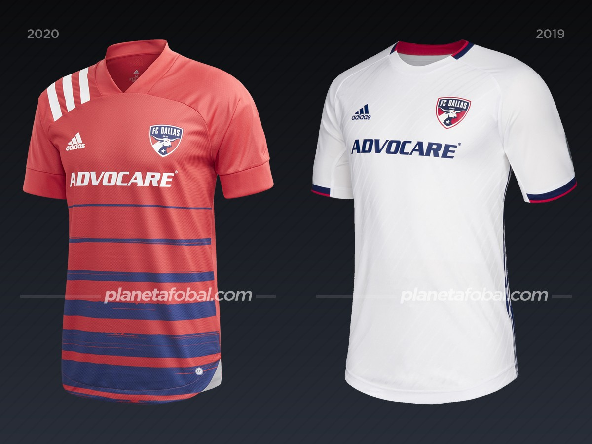 FC Dallas | Camisetas de la MLS 2020