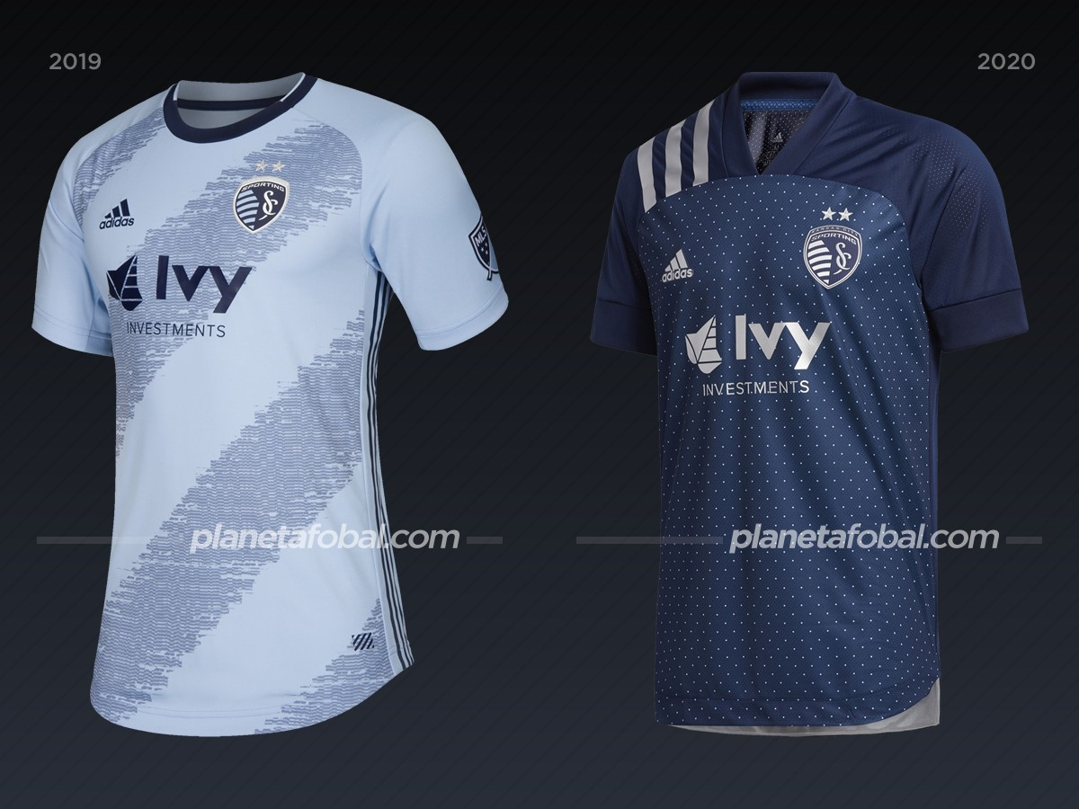 Sporting Kansas City | Camisetas de la MLS 2020