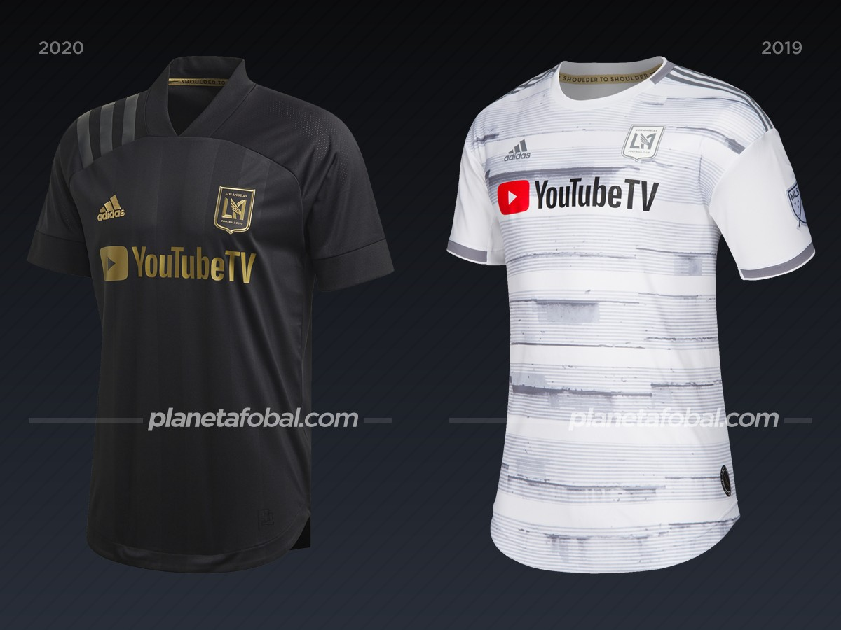 Los Angeles FC | Camisetas de la MLS 2020