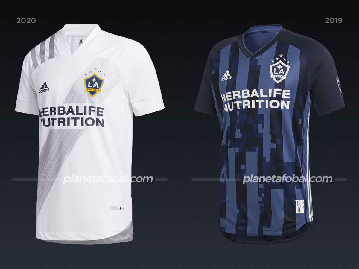 LA Galaxy | Camisetas de la MLS 2020