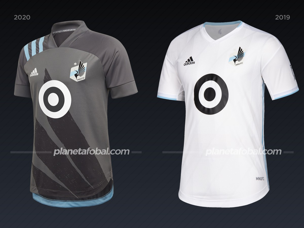 Minnesota United FC | Camisetas de la MLS 2020