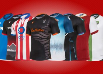 Camisetas de la Canadian Premier League 2020