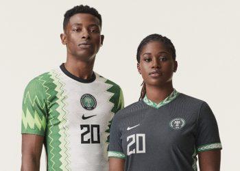 Camisetas de Nigeria 2020/2021 | Imagen Nike