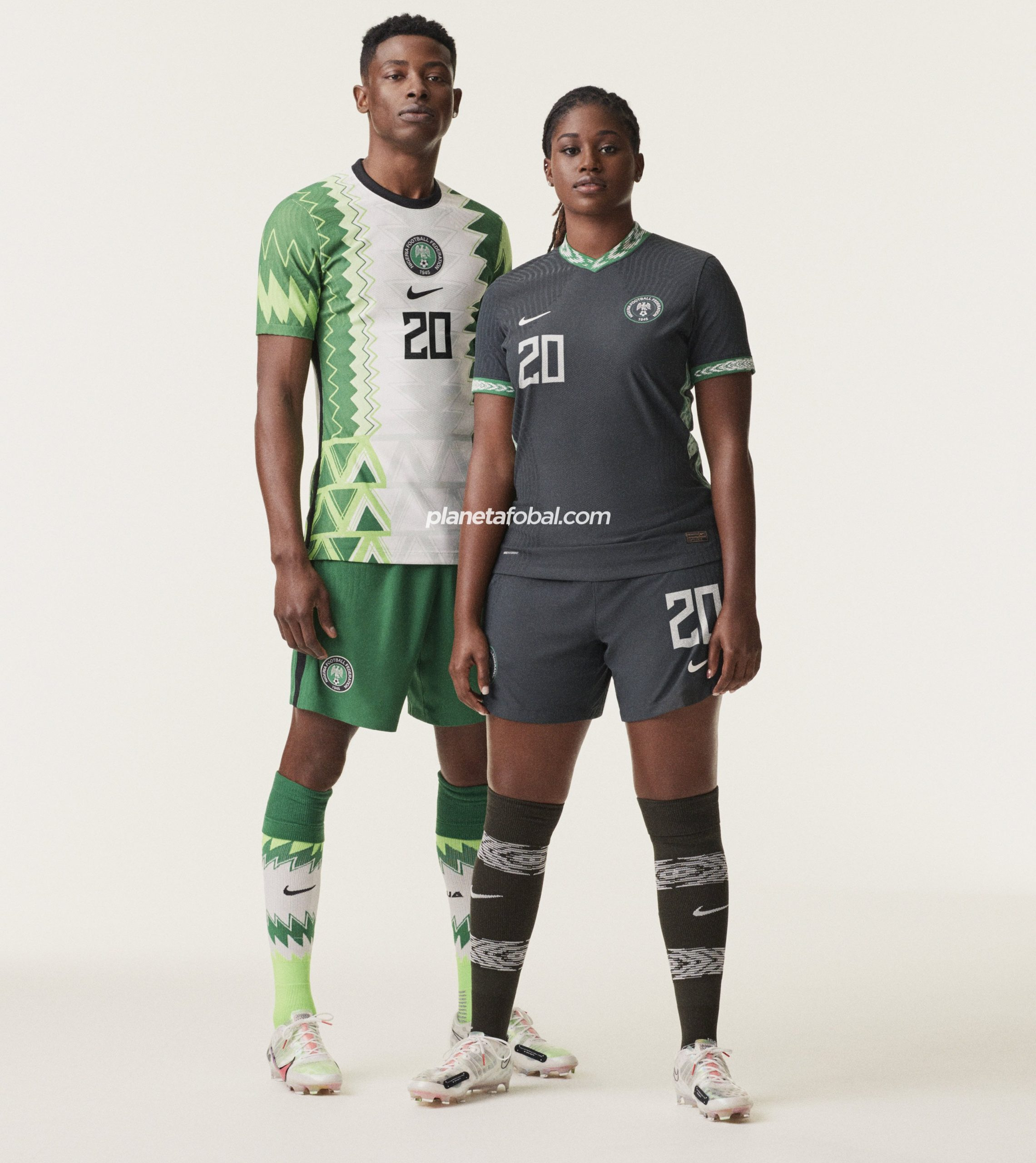 Camiseta De Futbol Nigeria 2021 Versión Jugador