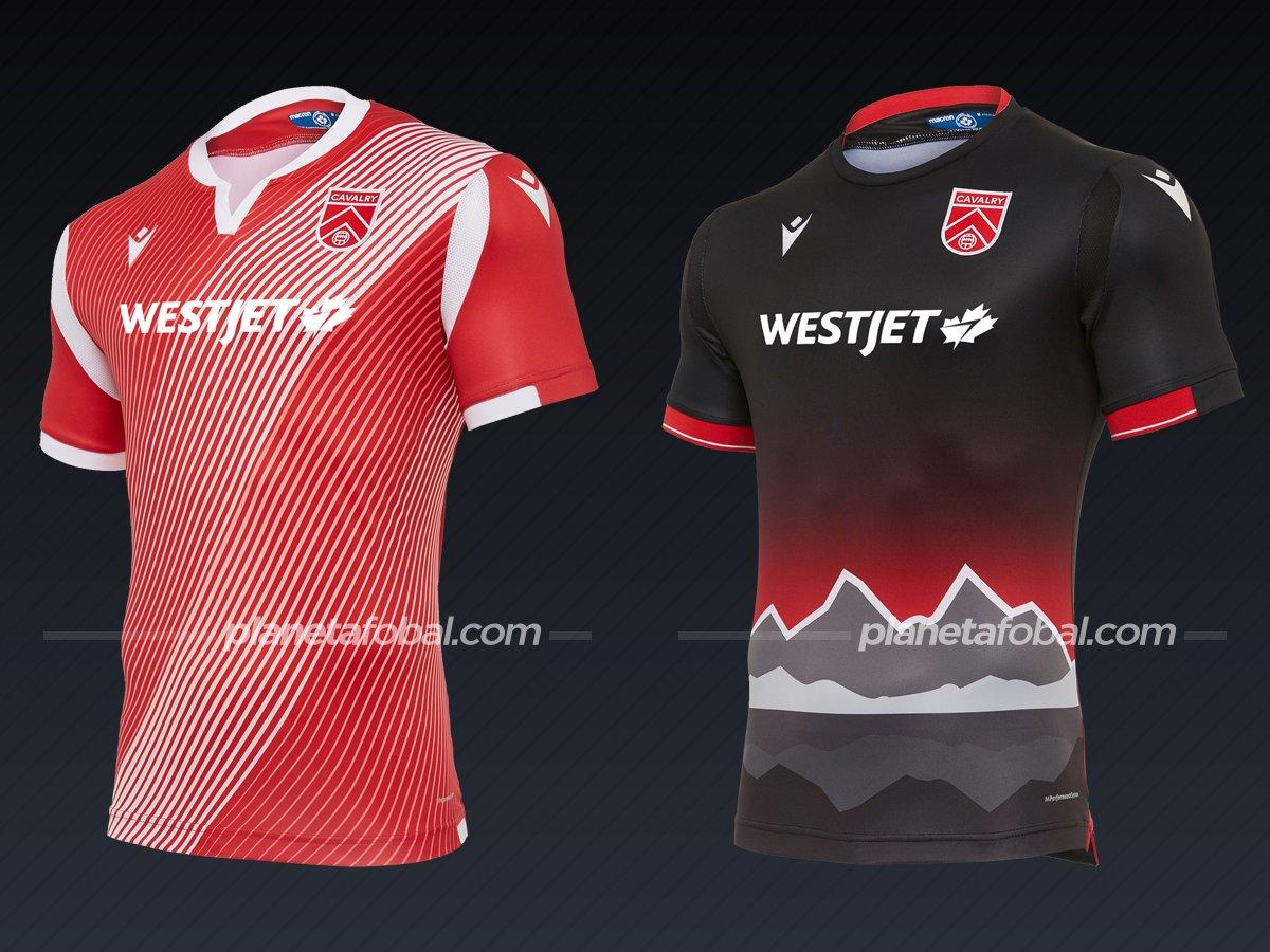 Cavalry FC | Camisetas de la Canadian Premier League 2020