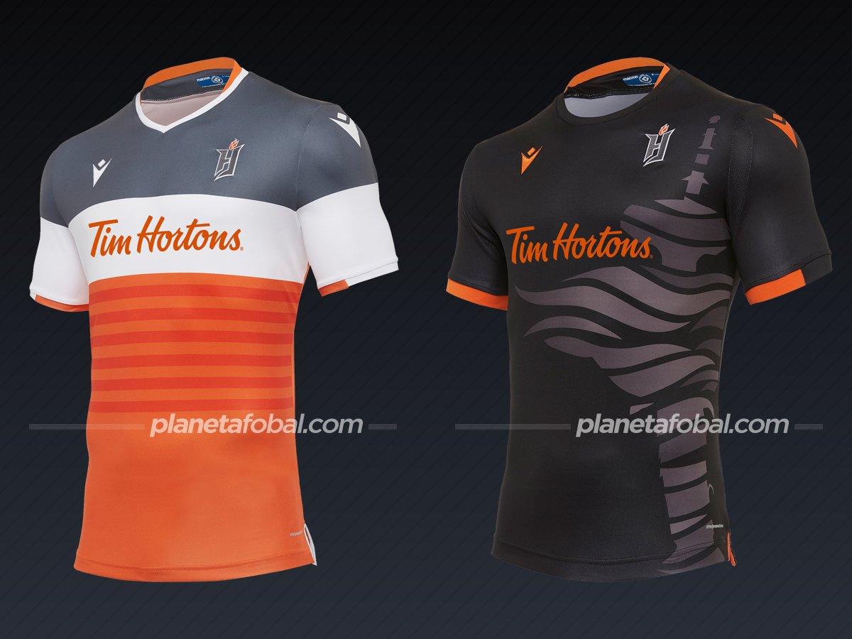Forge FC | Camisetas de la Canadian Premier League 2020
