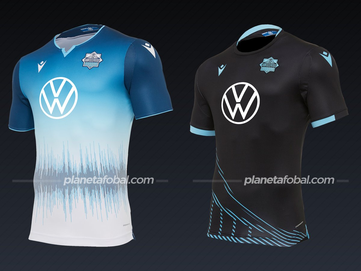 HFX Wanderers | Camisetas de la Canadian Premier League 2020