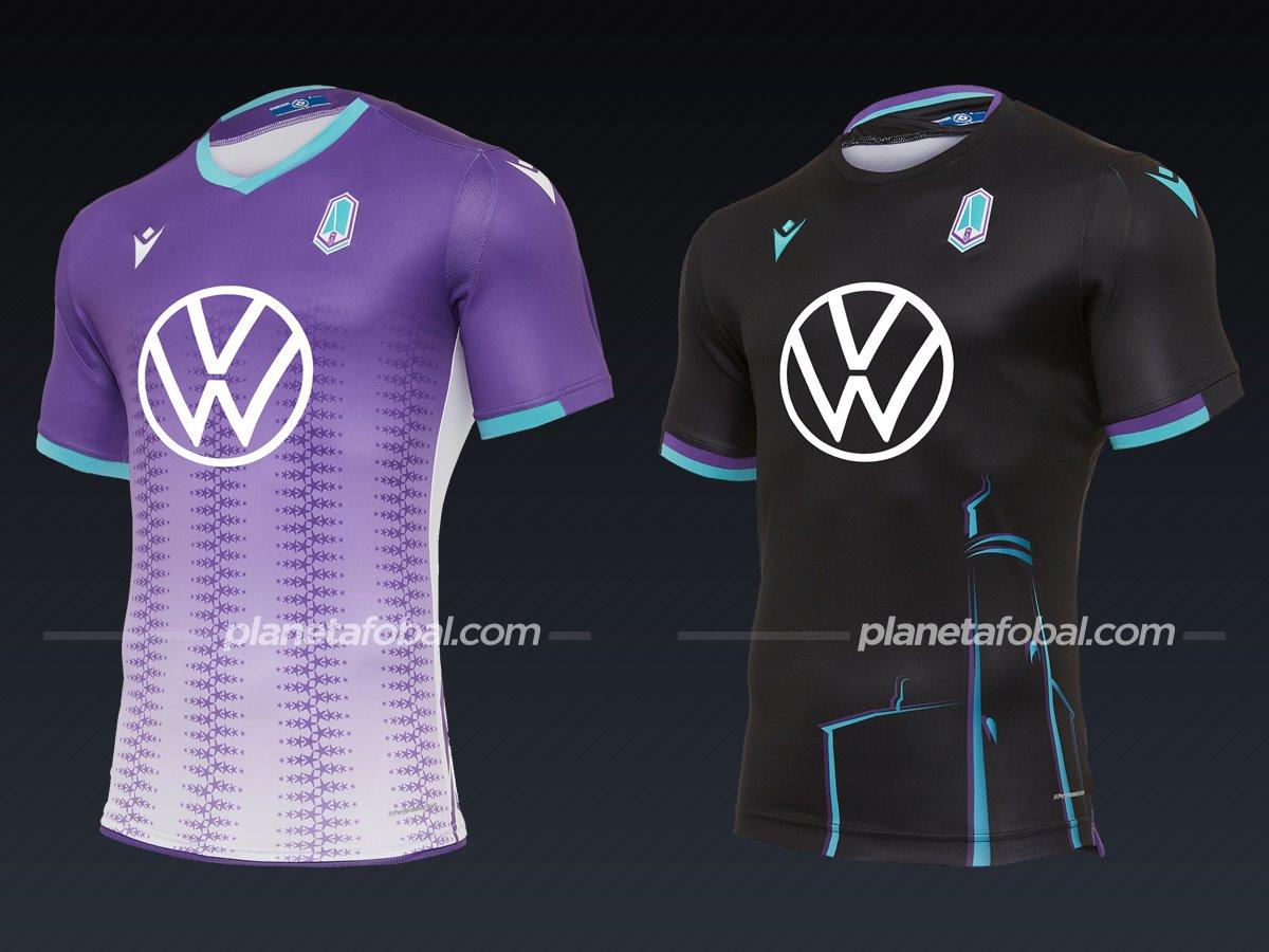 Pacific FC | Camisetas de la Canadian Premier League 2020