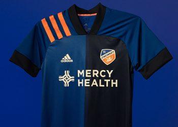 Camiseta Adidas del FC Cincinnati 2020/21 | Imagen Web Oficial
