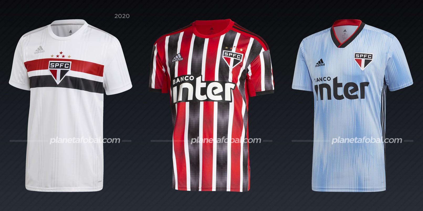 São Paulo (Adidas) | Camisetas de la Copa Libertadores 2020