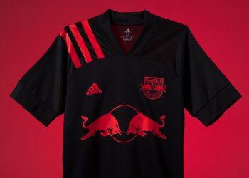 Camiseta suplente Adidas del New York Red Bulls 2020/21 | Imagen Web Oficial