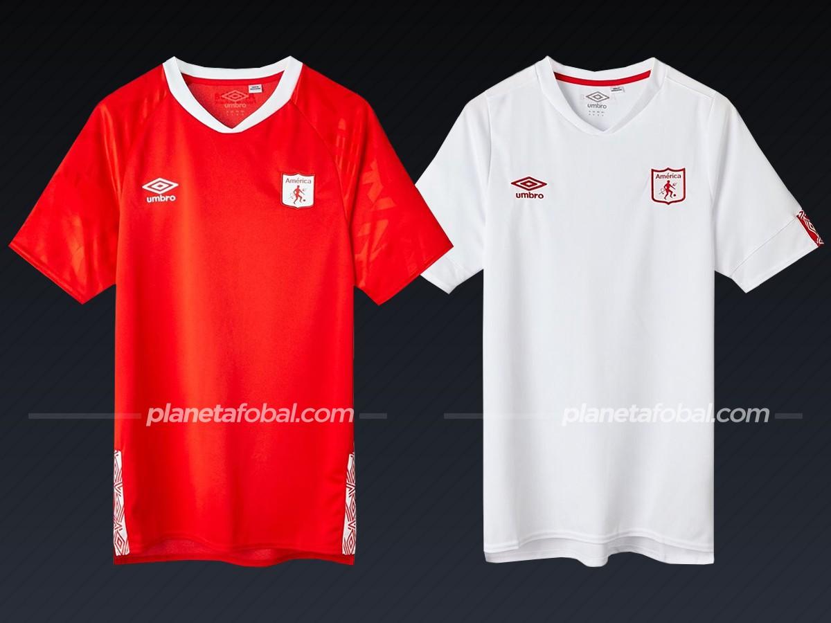 América de Cali (Umbro) | Camisetas de la Copa Libertadores 2020