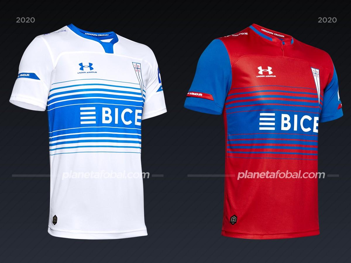Universidad Católica (Under Armour)   Camisetas de la Copa Libertadores 2020