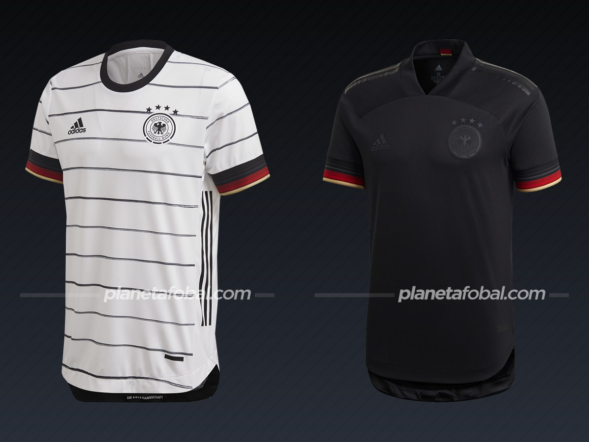 Alemania (Adidas)   Camisetas de la Euro 2020