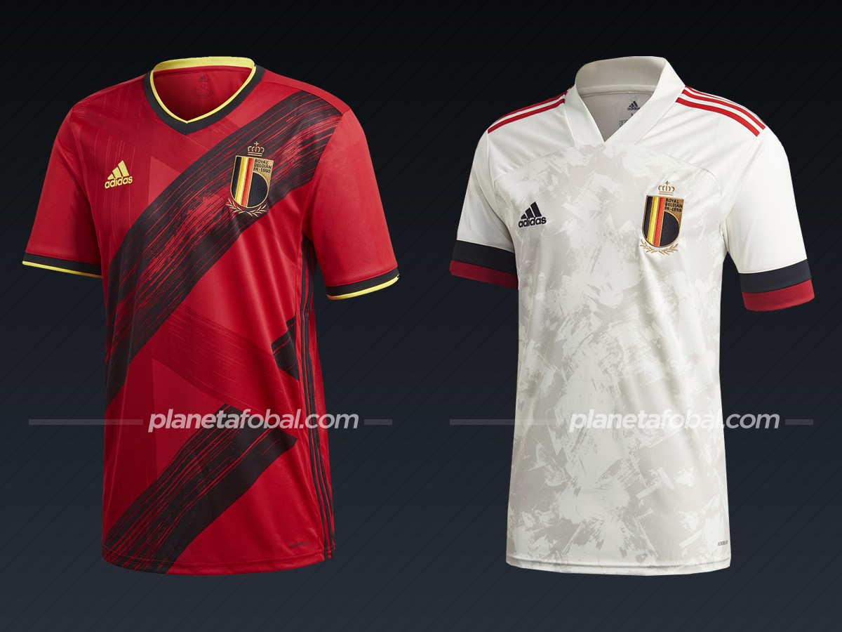 Bélgica (Adidas)   Camisetas de la Euro 2020