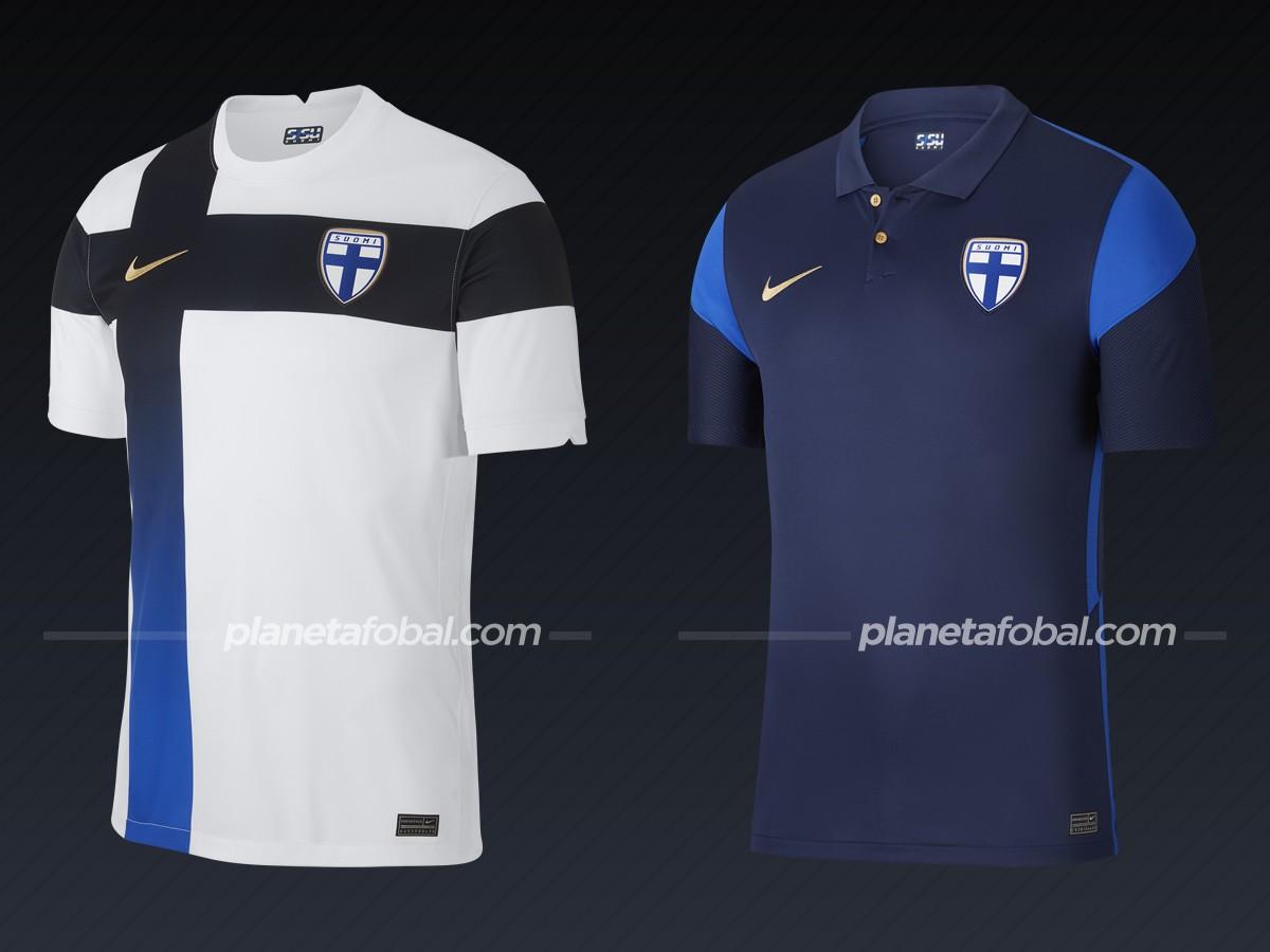 Finlandia (Nike)   Camisetas de la Euro 2020