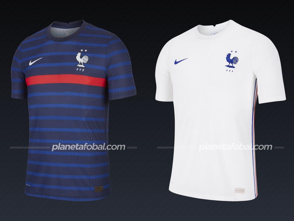 Francia (Nike)   Camisetas de la Euro 2020