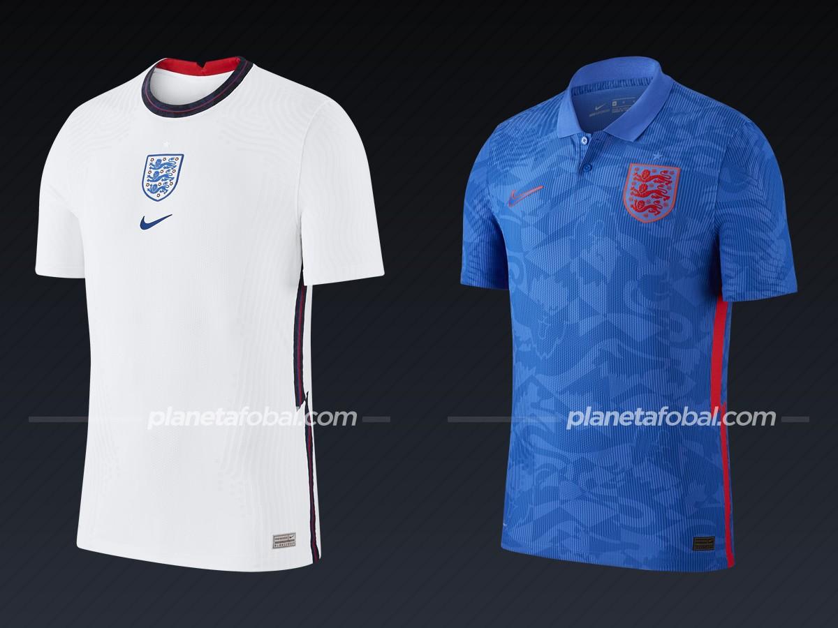Inglaterra (Nike)   Camisetas de la Euro 2020