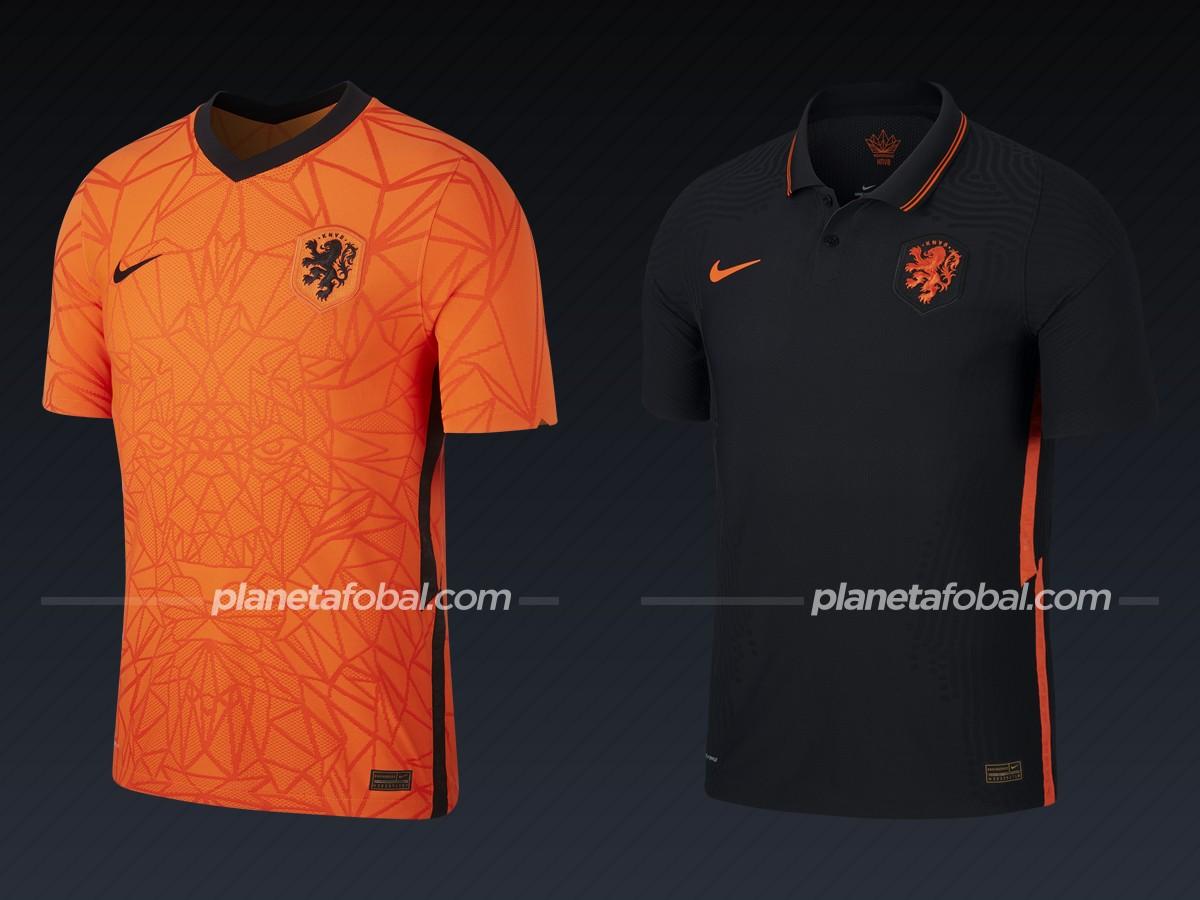 Países Bajos (Nike)   Camisetas de la Euro 2020