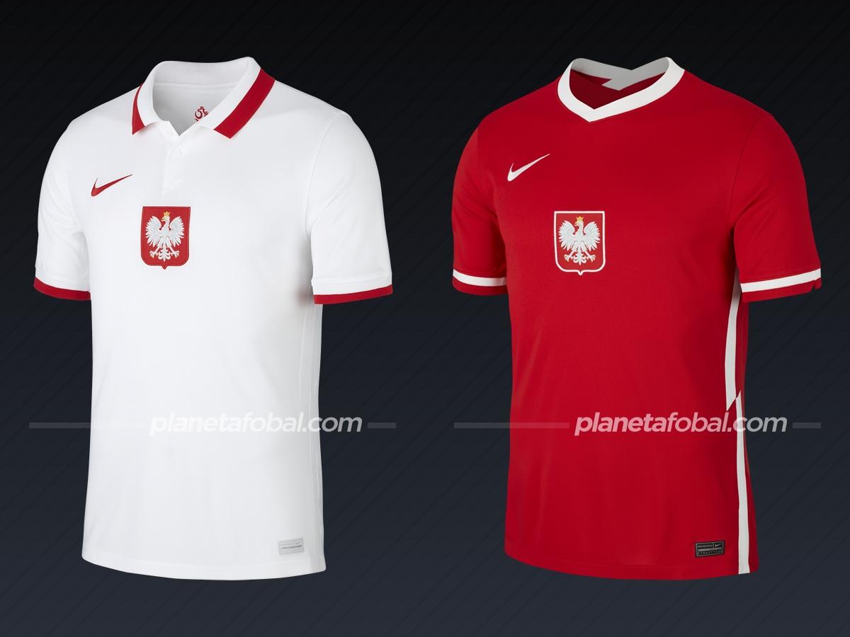 Polonia (Nike)   Camisetas de la Euro 2020