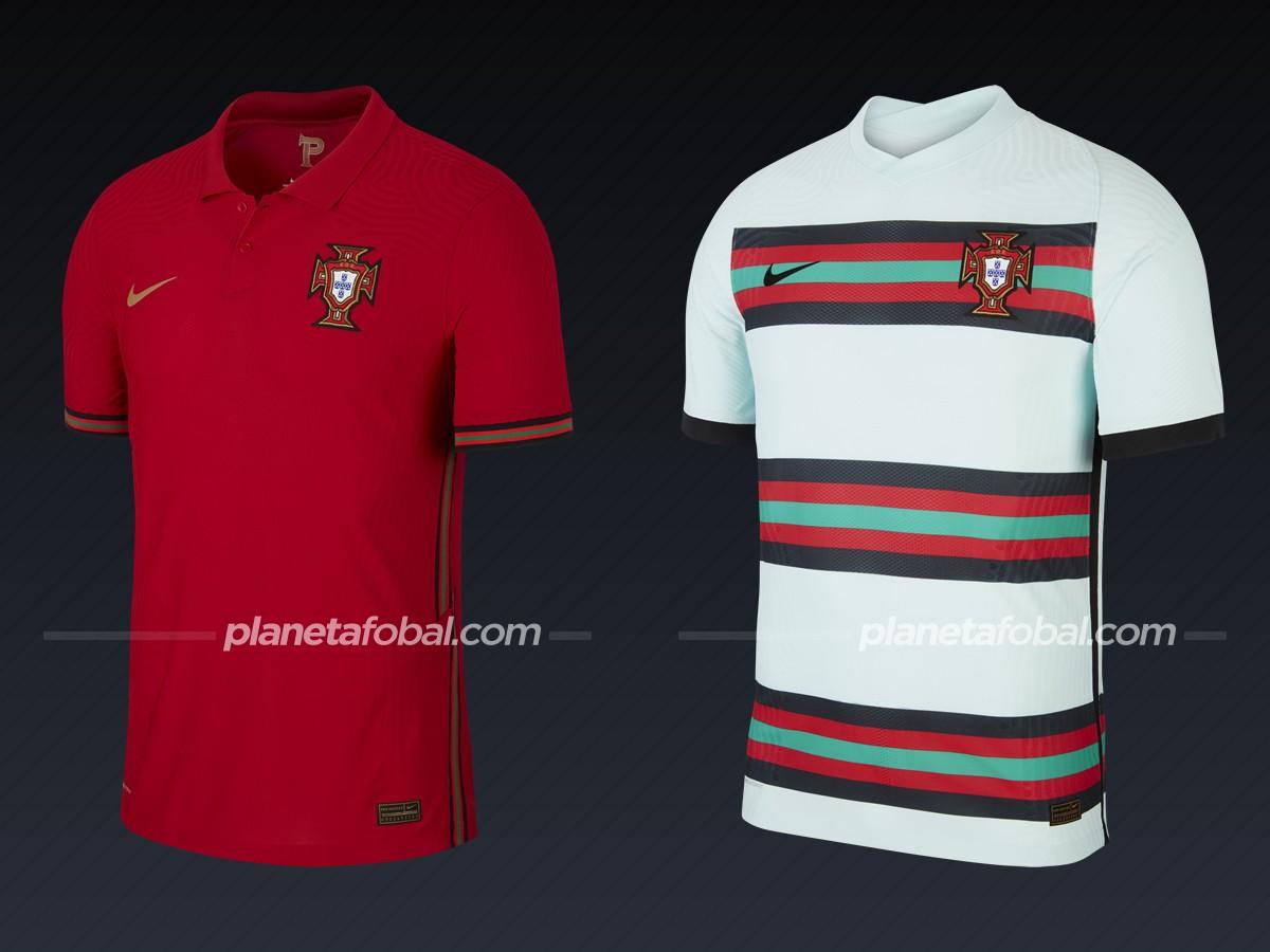 Portugal (Nike)   Camisetas de la Euro 2020