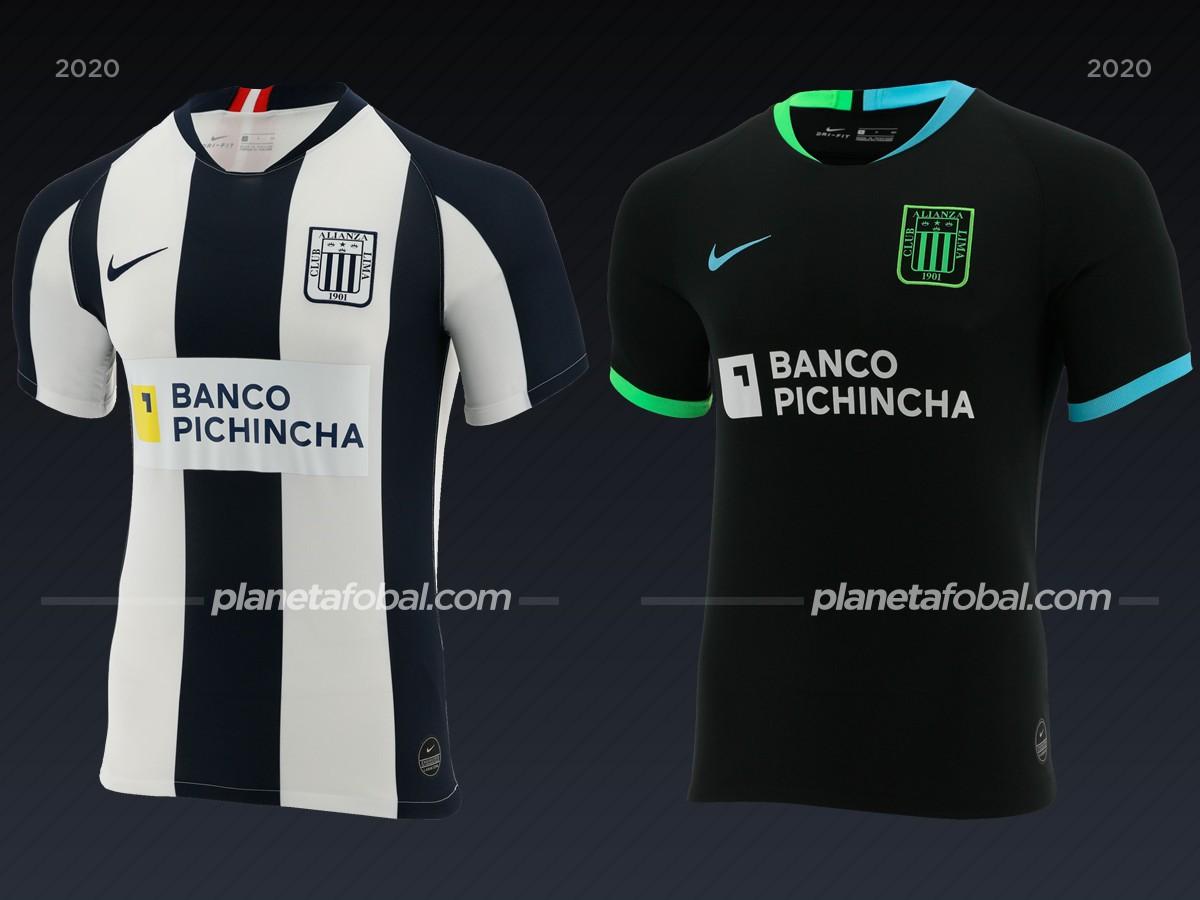 Alianza Lima (Nike) | Camisetas de la Copa Libertadores 2020