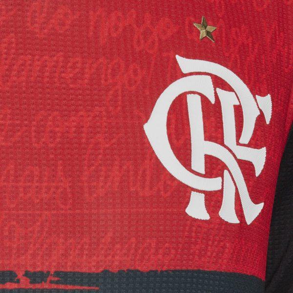 Camiseta titular del Flamengo 2020 | Imagen Adidas