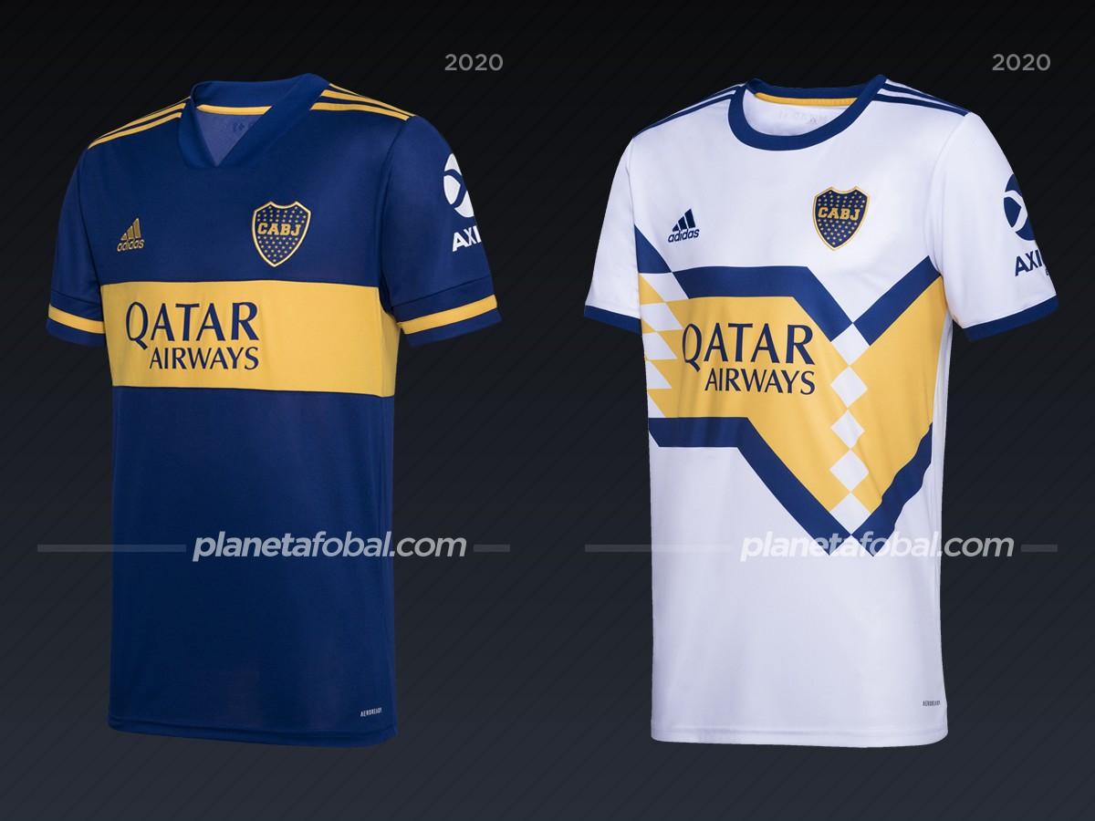 Boca (Adidas) | Camisetas de la Copa Libertadores 2020