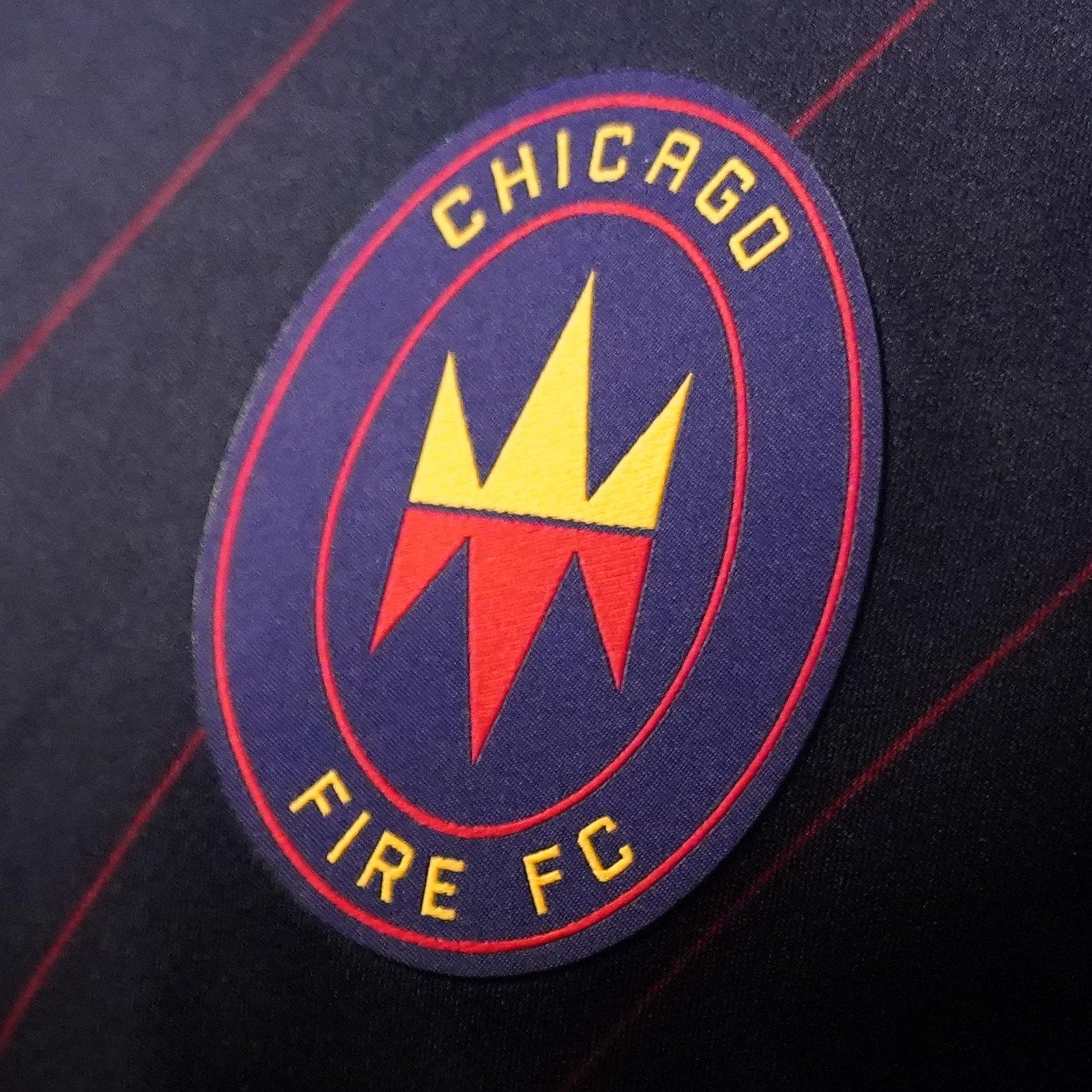 Camiseta Adidas del Chicago Fire 2020/21 | Imagen Web Oficial